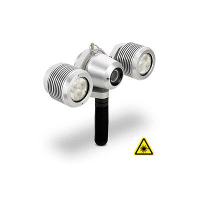 Tecsan Inspección de tuberías y pozos Sistema modular Cámara Camara axial Cerberus