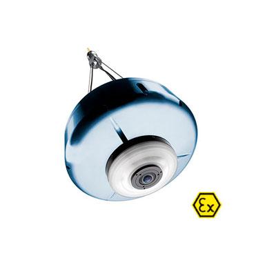 Tecsan Inspección de tuberías y pozos Sistema modular Sistemas de cámara Escaner optico PANORAMOSI