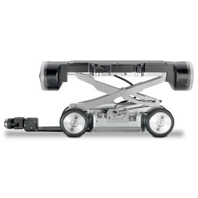 Tecsan Inspección de tuberías y pozos Sistema modular Sistemas de cámara Escaner optico digital PANORAMO