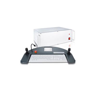 Tecsan Inspección de tuberías y pozos Sistema modular Unidades de control Unidad de control para vehiculo BS 3.5