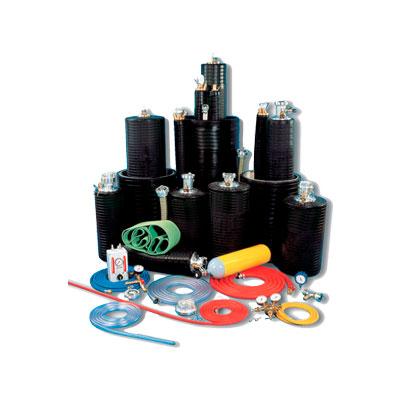 Tecsan Mantenimiento Obturadores Obturadores neumaticos para tuberias Cilíndricos convencionales