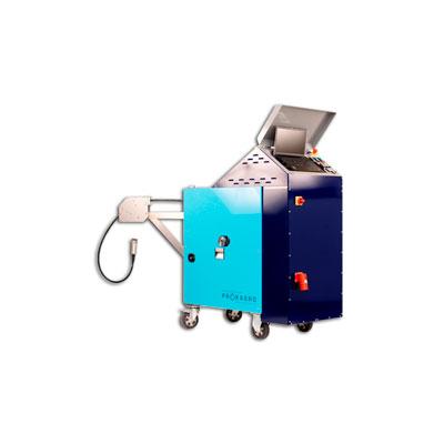 Tecsan Rehabilitación de tuberías Curado con ultravioleta Unidad movil Unidad de control UV CCU