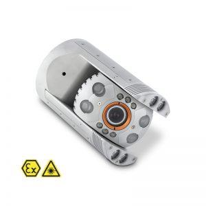 Tecsan Inspección de tuberías y pozos Sistema modular Cámaras Cámaras oscilogiratorias Argus 6