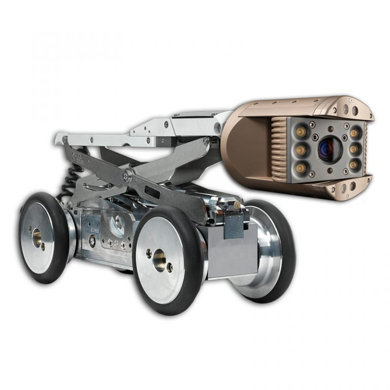Tecsan Inspección de tuberías y pozos Sistema modular Cámaras Camara de video inspeccion para tuberias Cámara Orpheus2 con T86