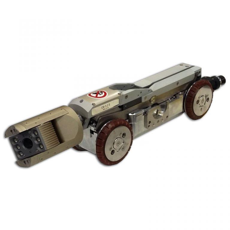 Tecsan Inspección de tuberías y pozos Sistema modular Cámaras Camara de video inspeccion para tuberias Cámara Orpheus2 tractor