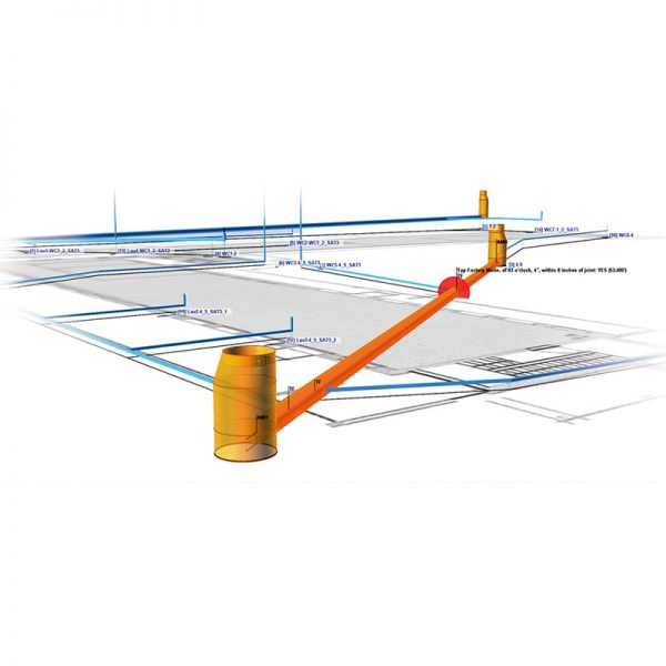 Software para inspección de canalizaciones