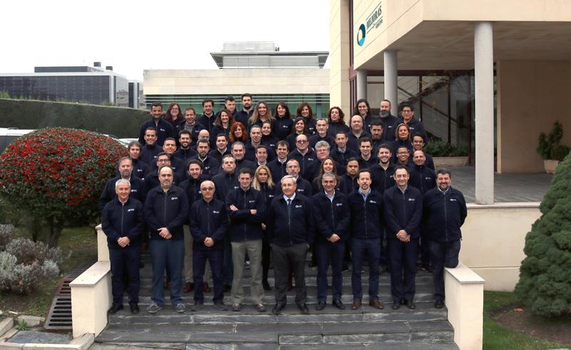 Tecnologías para saneamiento Tecsan Grupo Mejoras empleados