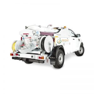 Camiones de limpieza de tuberías